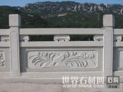杏耀专用注册通道如何正确挑选石雕栏杆
